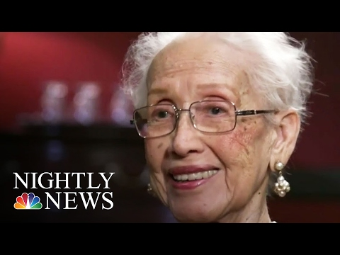 The Amazing Untold Story Of NASA's Brilliant African-American Female Scientists   NBC Nightly News