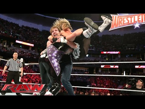 Intercontinental Championship Fatal 5-Way Match: Raw, February 15, 2016