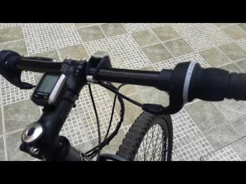 Bicicleta Ozark Trail Ararat aro 26 depois de 1 mês de uso