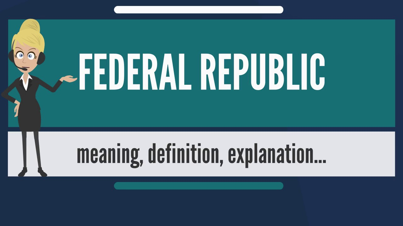 What are the republics