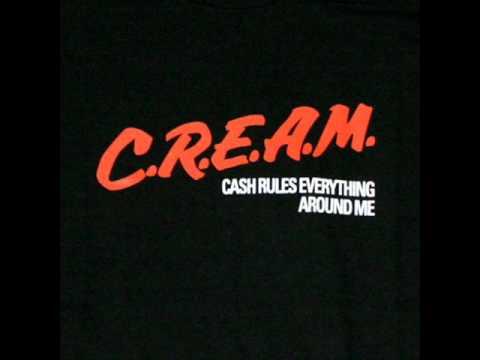 Wu Tang Clan Cream Instrumental