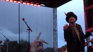 Culture Club with Boy George, Denver Botanic Gardens Chatfield, Like I Used To, 7 20 15