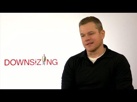 Damon praises 'Downsizing' costar Chau