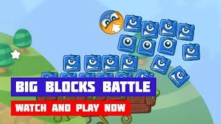 Big Block's Battle · Game · Gameplay