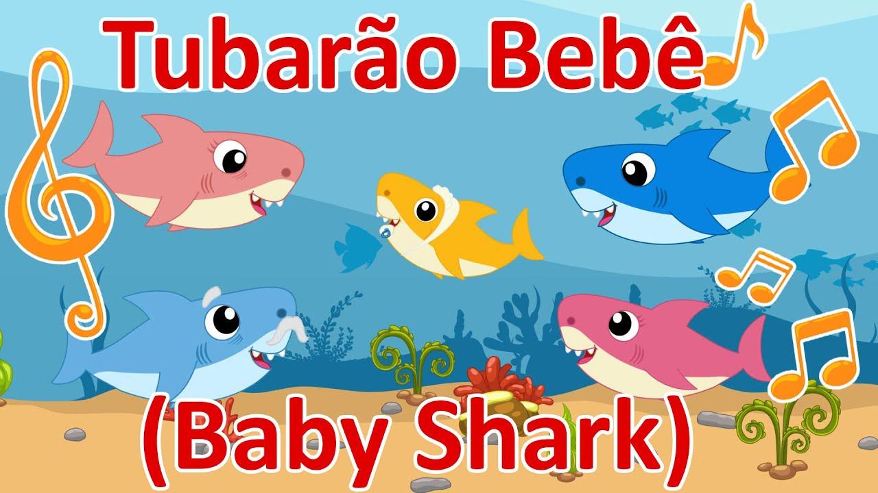 Tubarão Bebê (Baby Shark) - Músicas Infantis | Esperto Bugaboo Tv