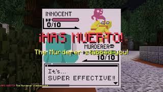 Minecraft, Murder Mystery #1