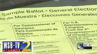 Judge changes the way some Georgia absentee ballots are handled
