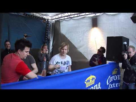 SUPER8 & TAB & SOLARSTONE 1/3 LIVE DJ SET @ LUMINOSITY BEACH FESTIVAL (23-06-2012)