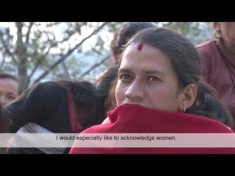 Rebuilding Family Farming: Joint Monitoring Visit- Sindhupalchowk