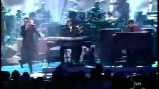 george michael & stevie wonder living for the city live