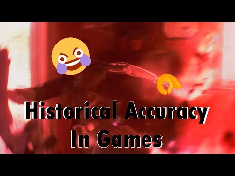 Historical Accuracy In Games