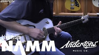 Beautiful New Duesenberg Guitars at NAMM 2017