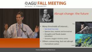 Abrupt Climate Change: Past, Present, and Future