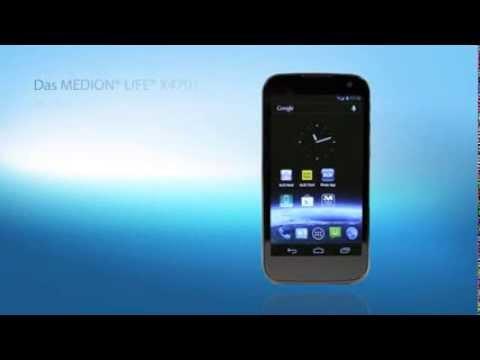 Medion Life X4701 Smartphone Werbung