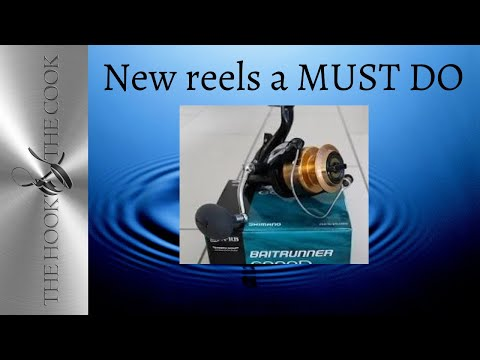 How to make longer lasting Fishing Reels | The Hook and The Cook