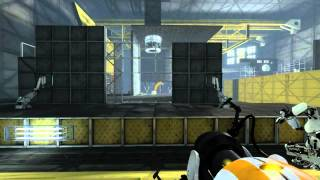 "Portal 2 Co-op ""Peer Review"" DLC - Ep. 5 - GLaDOS LIES A LOT"