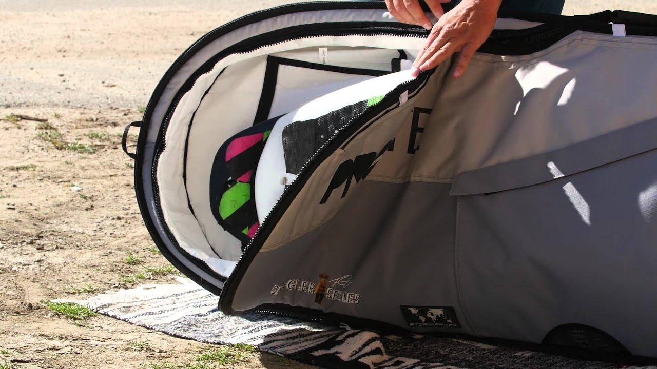 Surfboardbag The Smuggler Series Surf Travel Bag By Pro Lite