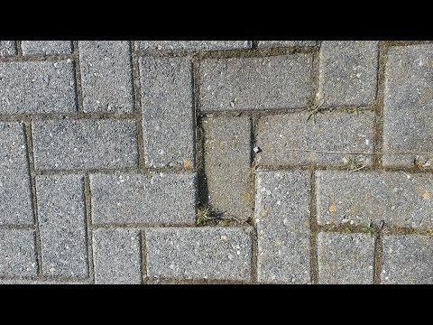 einzelne pflastersteine rausbekommen