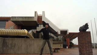 Dance Video in そこそこダンス振付コピー:普通系 野猿の『Get down』...