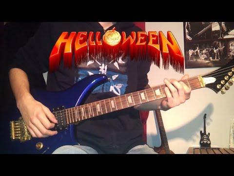HELLOWEEN - Battle's Won Full Guitar Cover w/ Tab [HD]