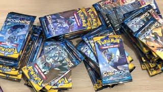 Live Pokemon Pack Opening! Sun & Moon!!