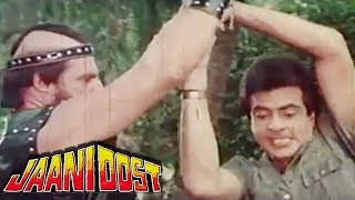 Parveen Babi, Dharmendra, Jeetendra, Jaani Dost - Comedy Scene 7/16 | Bollywood Movies