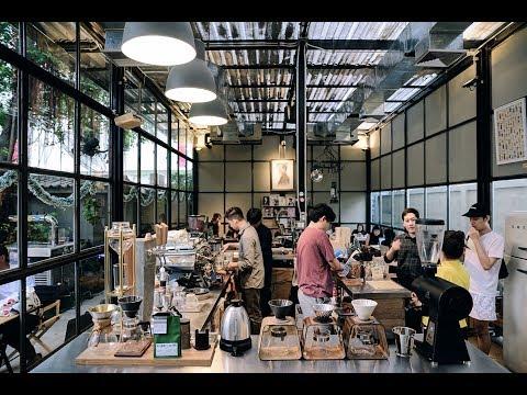 泰國 Thailand |  Sa Ti Handcraft Coffee