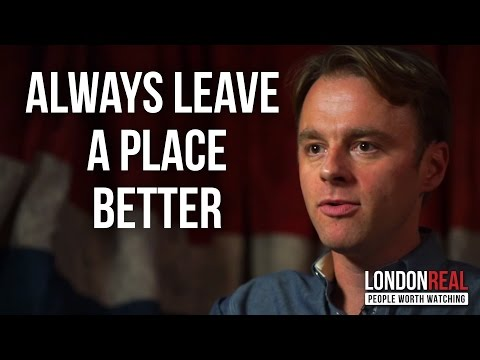 WHAT IS HARVARD BUSINESS SCHOOL LIKE? - Patrick McGinnis on London Real