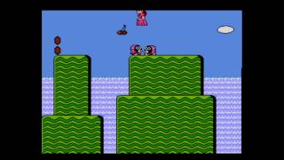 Mario Bros 2. (Mario USA) Part 1: Dreaming in Colour