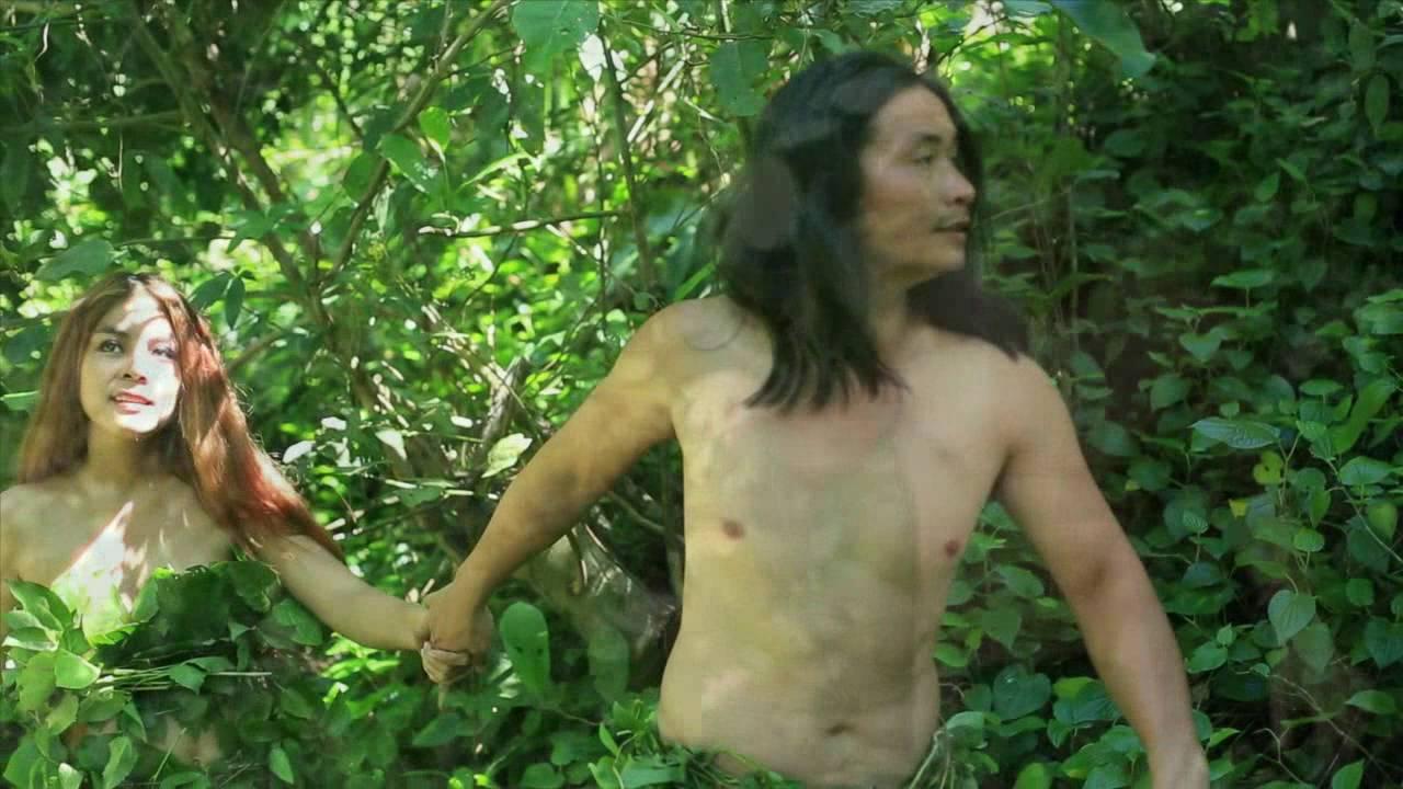 Adam and eve versus the cannibals 2