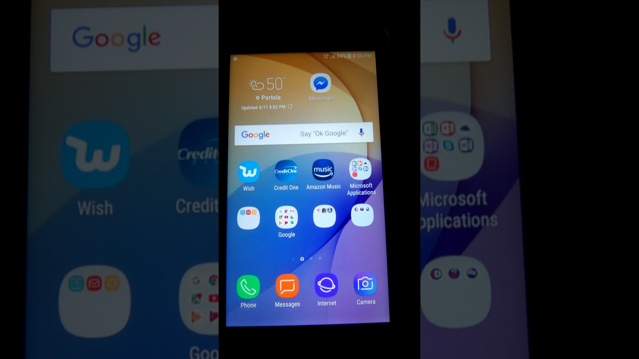 How to fix not being able to receive calls on a Samsung galaxy J7 Prime  with dual SIM cards