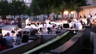 Navy Band Performs at Navy Memorial