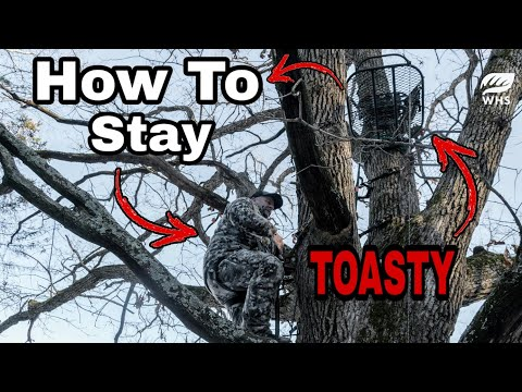 How To Stay Warm Deer Hunting