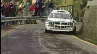 Carlos sainz WRC 1993 lancia delta integrale