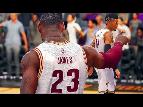 NBA Live 18 Trailer (E3 2017)