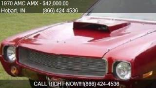1970 AMC AMX  for sale in Hobart, IN 46342 at Haggle Me