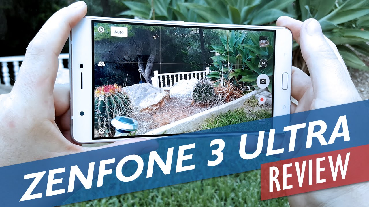 ASUS Zenfone 3 Ultra Review (ZU680KL) Full In-Depth With Gaming & Camera Review