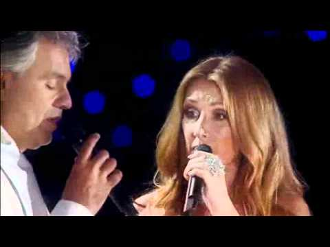 The Prayer  Andrea Bocelli y Celine Dion