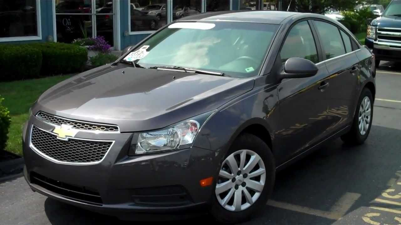 2011 Cruze Lt At Devoe Chevy Youtube