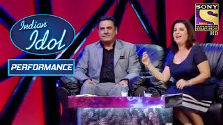 Farah और Boman ने Enjoy किया Poorvi का Performance | Indian Idol Season 6