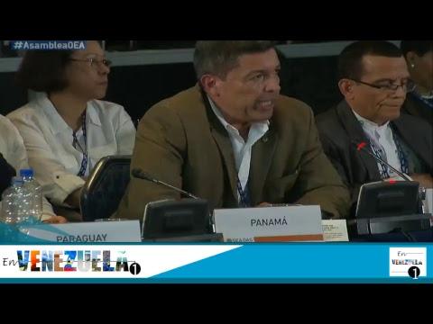 Consulta de Ministros de Relaciones Exteriores para considerar la situación de Venezuela