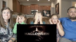 HALLOWEEN - OFFICIAL TRAILER 2 REACTION