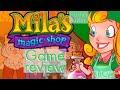 ABCya.com Mila's magic shop game review