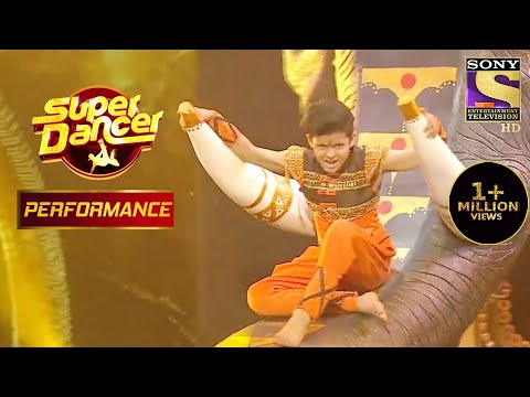 Jay के धाकड़ Performance ने जीता सबका दिल | Super Dancer Chapter 3