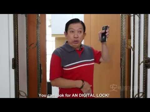 Ezon shs p717 smart doorlock home samsung ezon shs p717 smart doorlock - Samsung Shs 6600 Digital Door Lock Push Amp Pull Door Lock