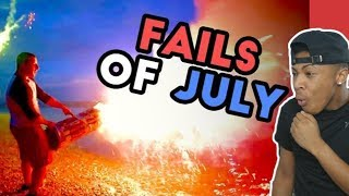 4th of July Funny Fails Compilation (Try Not To Laugh Challenge)