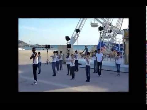 Flashmob MJ 25/06/12
