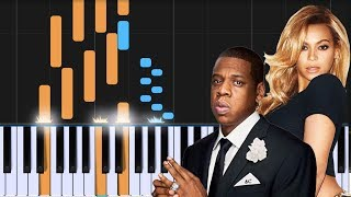 The Carters APES T Piano Tutorial - Chords - How To Play - Cover.mp3