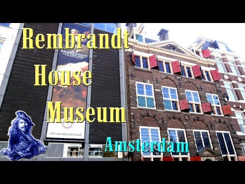 Rembrandt House Museum. Amsterdam. 2015