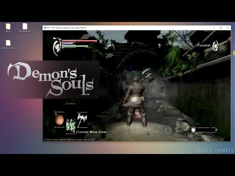 How to Play Demons Souls on PC (RPCS3 PS3 Emulator)